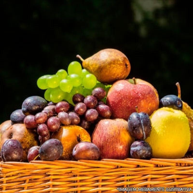 Cesta de Frutas Delivery Comprar São Miguel Paulista - Delivery Frutas