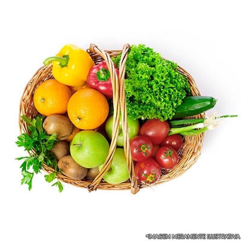 Delivery de Frutas e Verduras Vila Boaçava - Cesta de Frutas Delivery