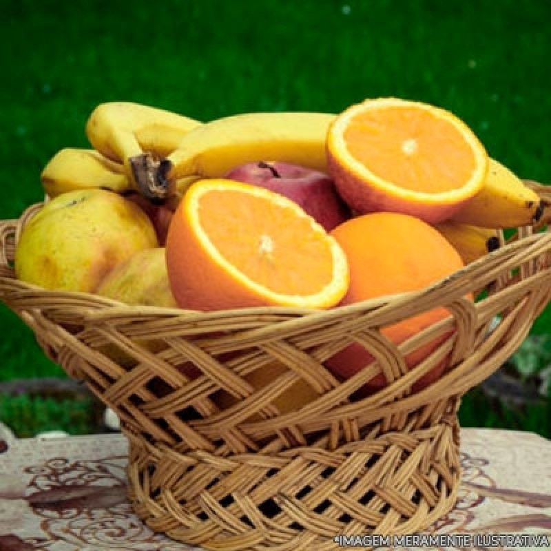 Empresa de Entrega de Frutas em Escritorios Aeroporto - Entrega de Salada de Frutas