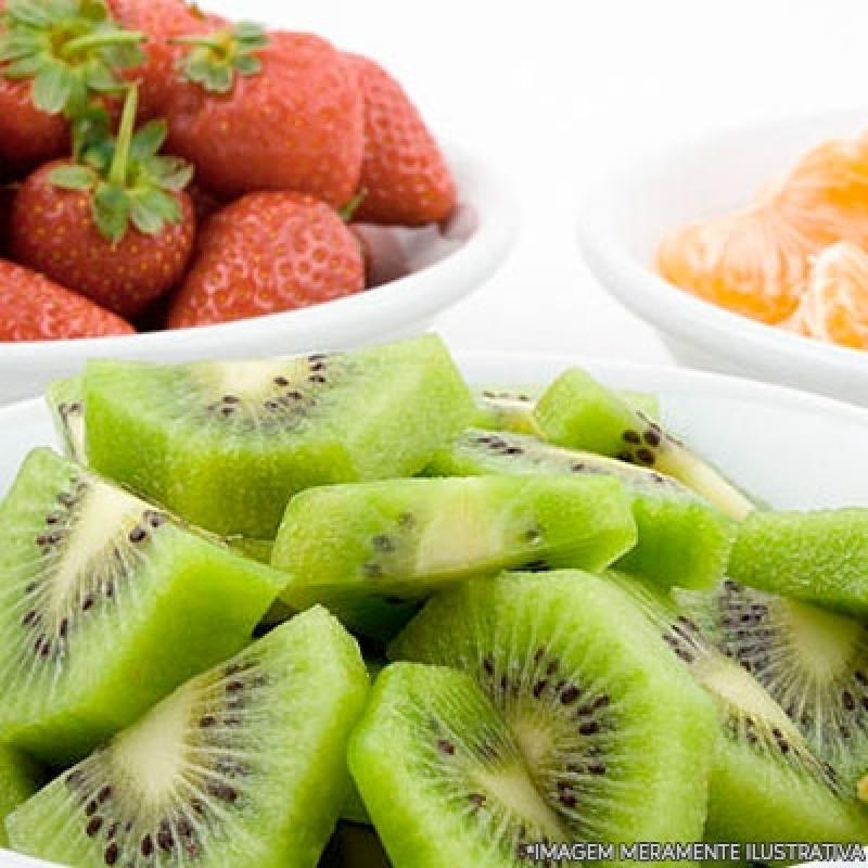 Frutas Cortadas e Embaladas Ibirapuera - Frutas Cortadas em Potes