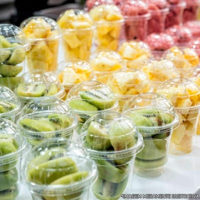 Onde Compro Frutas Cortadas para Empresas Parque São Rafael - Delivery Frutas Cortadas