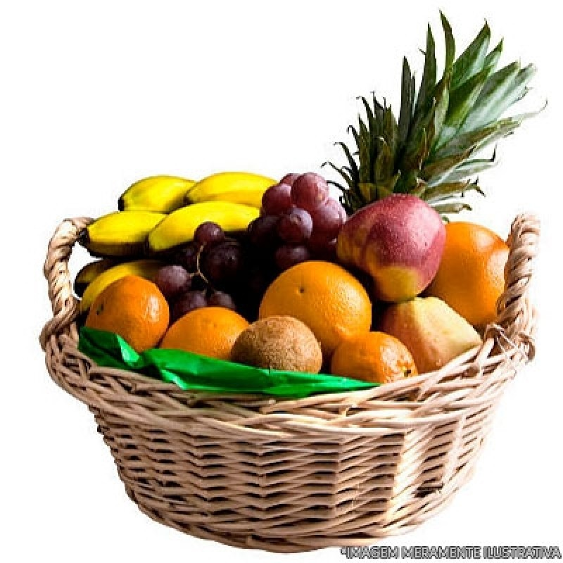Onde Tem Cesta de Frutas Delivery Campo Belo - Salada de Frutas Delivery