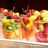 comprar frutas cortadas no pote Saúde
