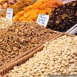 contato de fornecedor de frutas secas Cidade Quarto Centenário