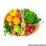 delivery de frutas e verduras Caieras