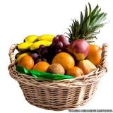 frutas higienizadas para empresas