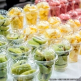 onde compro frutas cortadas para empresas Vila Uberabinha