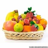 onde encontrar frutas higienizadas para empresas Vila Endres