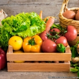 onde faz delivery de frutas e verduras Francisco Morato